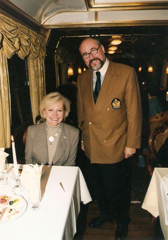 Kathryn Hall (Amerikanische Botschafterin)